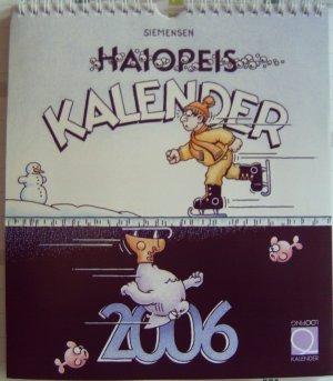 Haiopeis-Kalender 2006