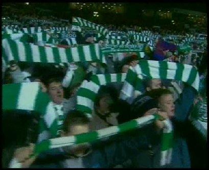 Screenshot des Videos Glasgow - Barca