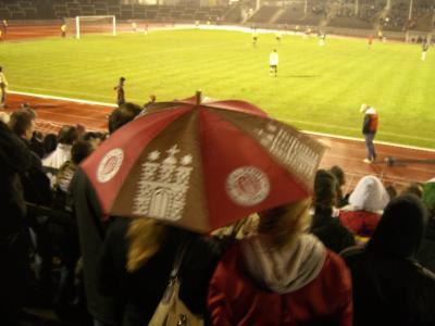 Scheisswetter in Dortmund
