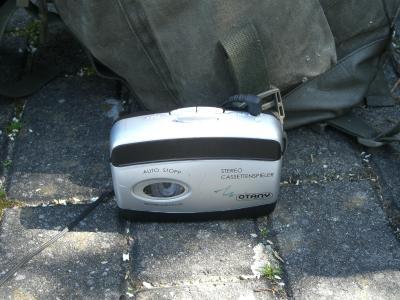 Ein Walkman, kein IPod