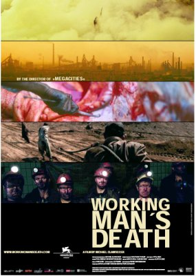 Plakat zum Film Workingman's Death