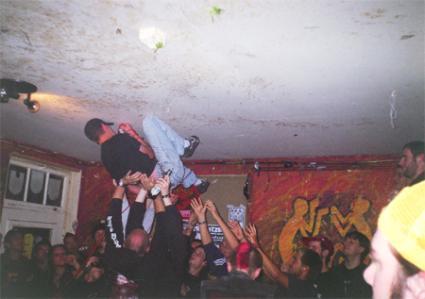 Common Enemy 2004 im Bochumer Wageni
