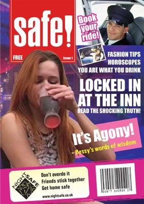 #1 des Safe! Magazine (LowRes-Ausgabe)