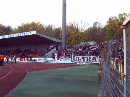Ultra St. Pauli im Kölner Südstadion