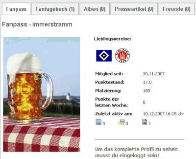 St. Pauli und der h*v?!